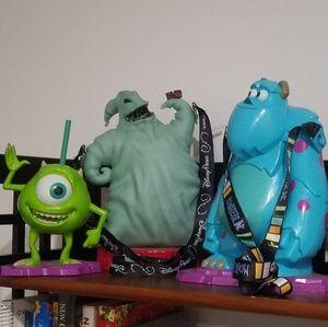 Disney Popcorn buckets lot